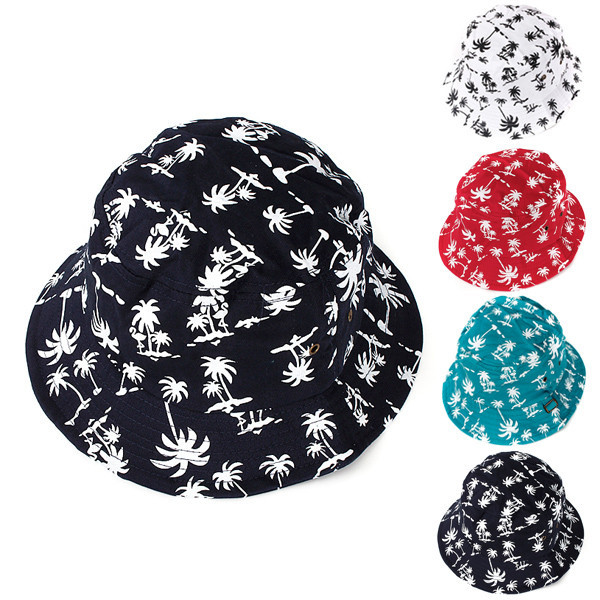 Palm Life Bucket Hat | Outfit Made