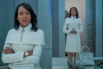 trench coat olivia pope scandal kerry washington coat