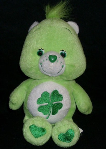 pajamas teddy bear good luck teddy care bear