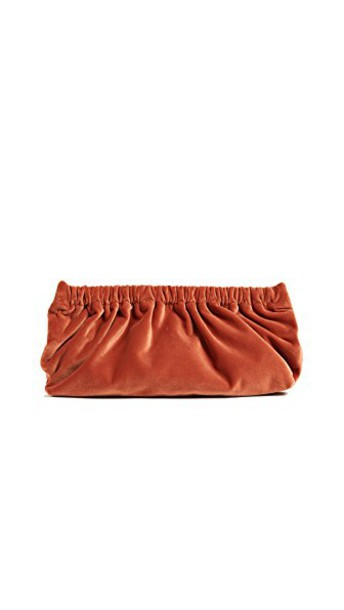 Rachel Comey clutch salmon bag