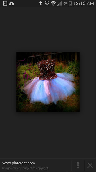 tutu purple jewels