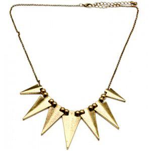 Vintage Spike Necklace