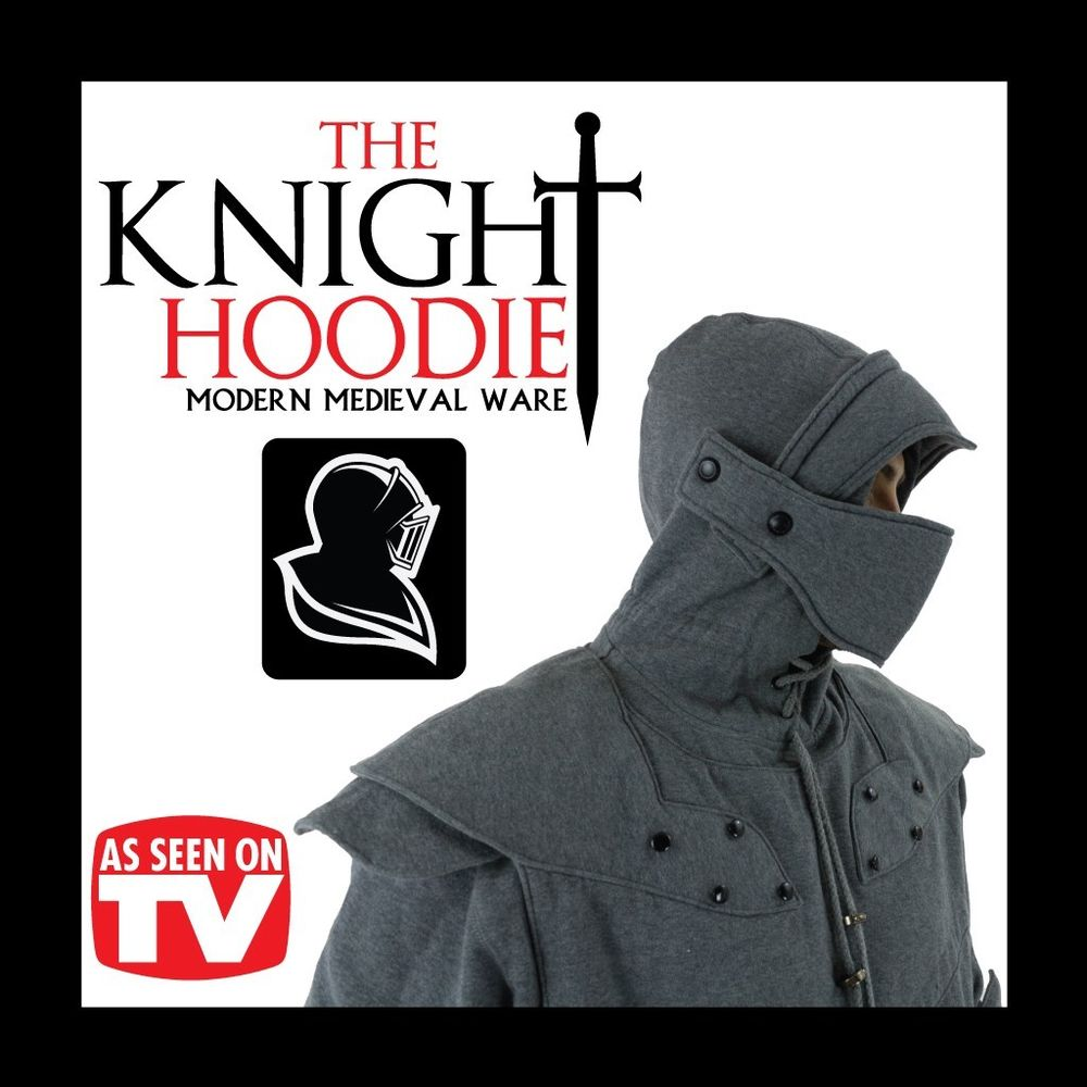 The Official Knight Hoodie by Zboss | eBay