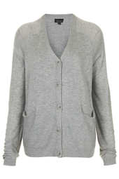 knit cardigan - Topshop