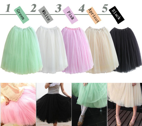 Princess Tu Midi Skirt | Outfit Made