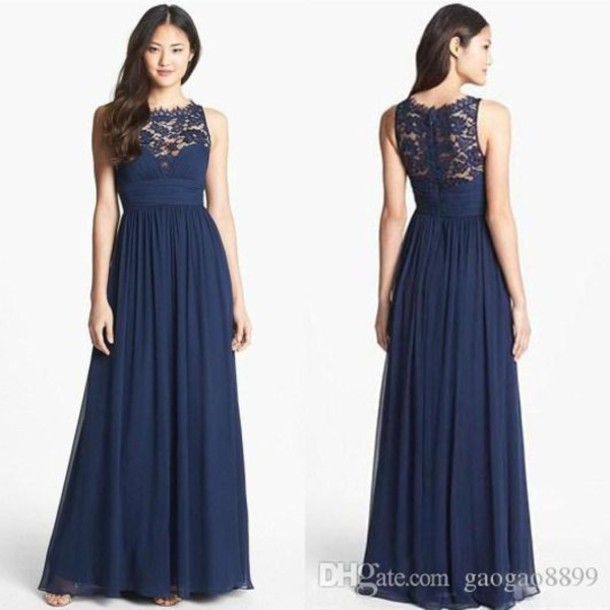 Dress Dark Navy Bridesmaid Dresses Navy Blue Bridesmaid Dresses