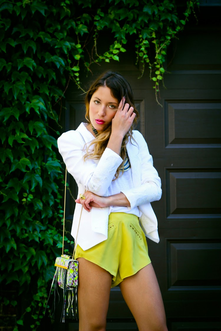 The Marcy Stop: It Was All Yellow
