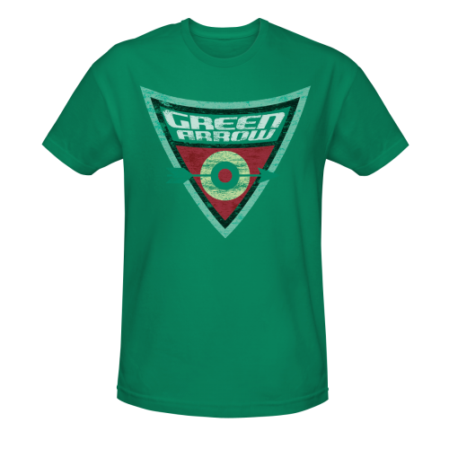 Green Arrow Shield T-Shirt