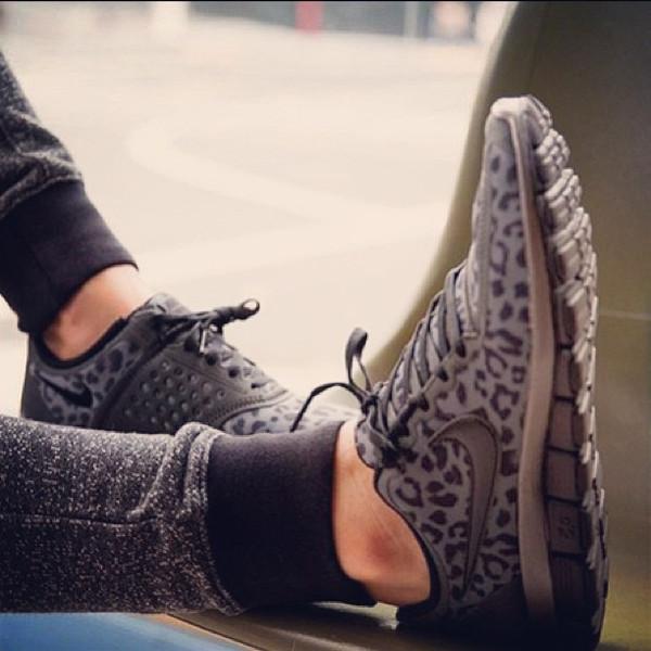 nike running shoes cheetah print shoes shoes
