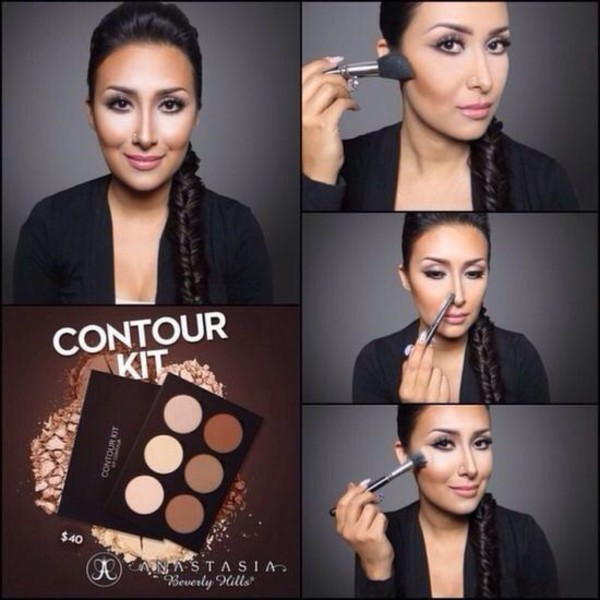 make-up contour make-up makeup kit face makeup