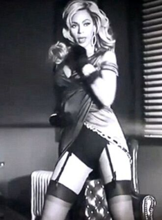 dress clothes celebrity beyonce dance for you sexy lingerie lingerie music video