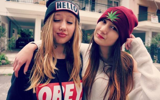 hat marijuana phototgraphy obey sweater beanie girly girls hbo jeans  sweatshirt black white red crop tops 7eb7381afaa