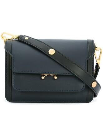 mini bag shoulder bag blue