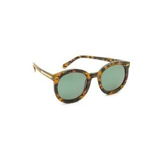 sunglasses karen walker blogger fashion blogger spring spring glasses ootd potd love pretty shop karen walker sunglasses