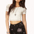 Dainty Lace Crop Top | FOREVER21 - 2079314817