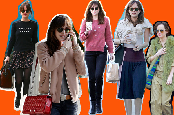 the blonde salad blogger dakota johnson outfit fashion inspo