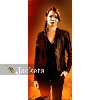 jacket the hunger games jennifer lawrence