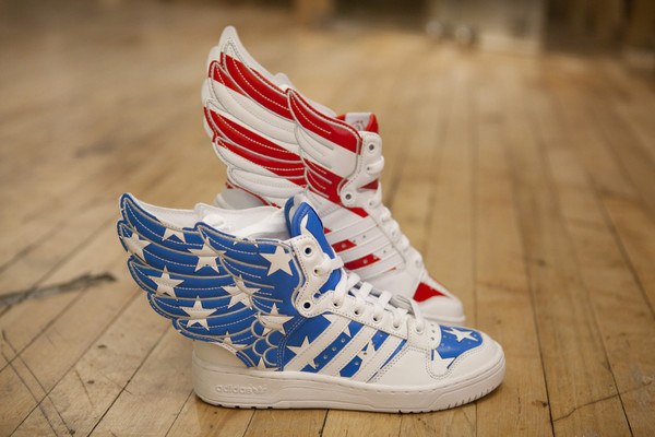 adidas js wings 2.0 american flag