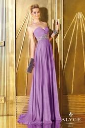 dress,prom dress,long prom dress,purple prom dresses