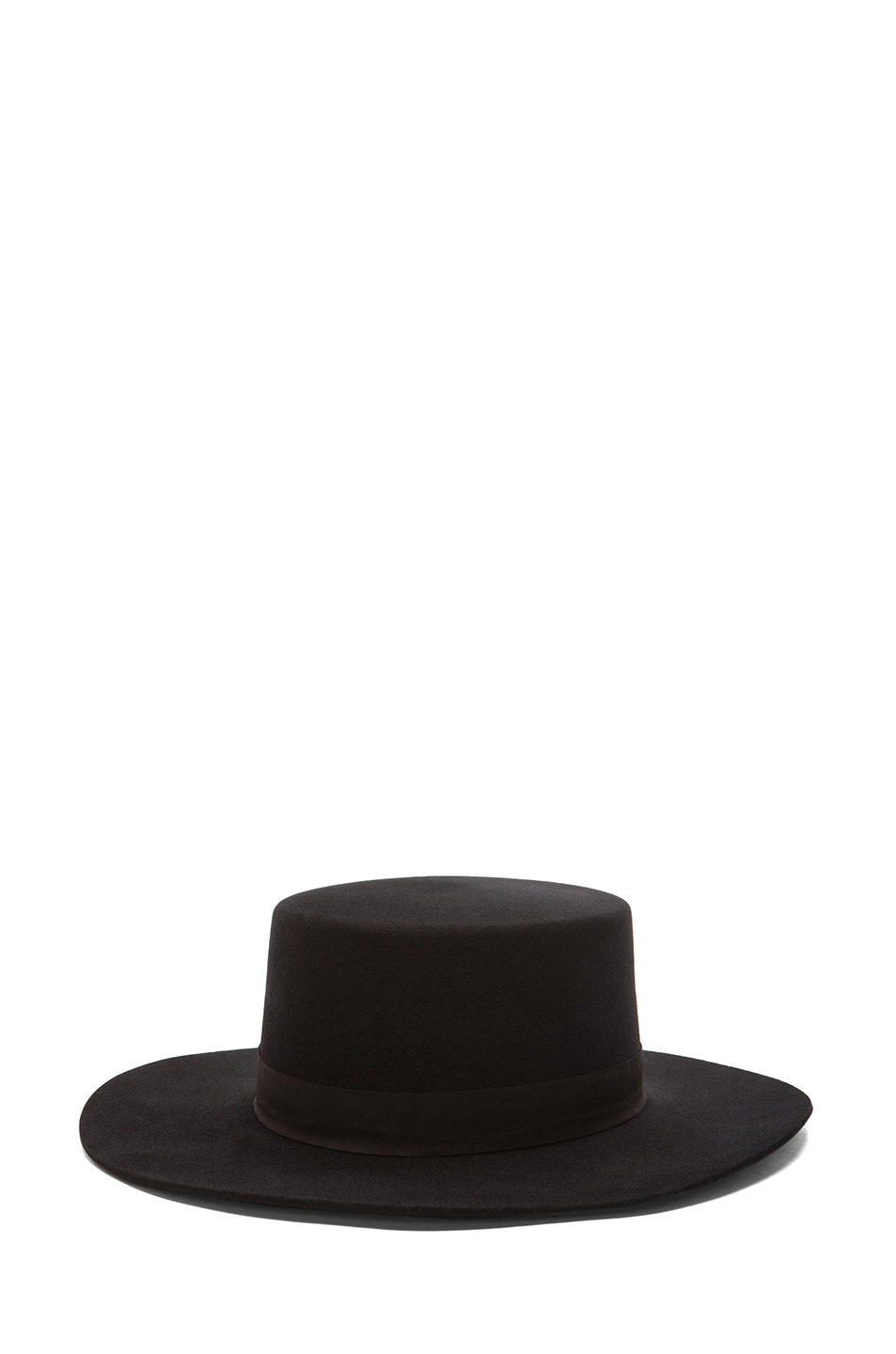 Janessa Leone | Gabrielle Hat in Black
