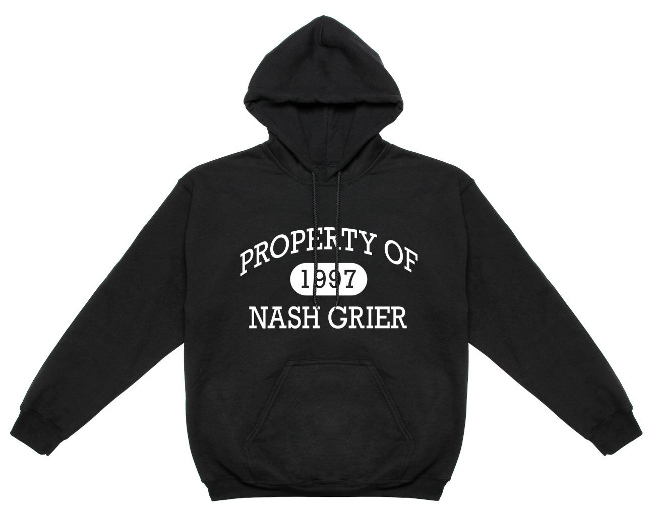 Nash Grier Nash Grier Hooded Sweatshirt - BLV Brands