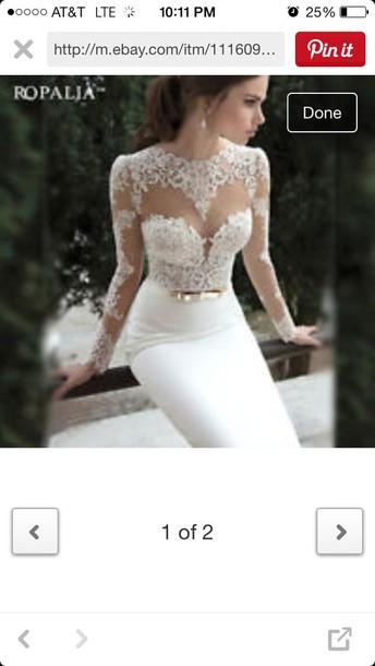 dress white