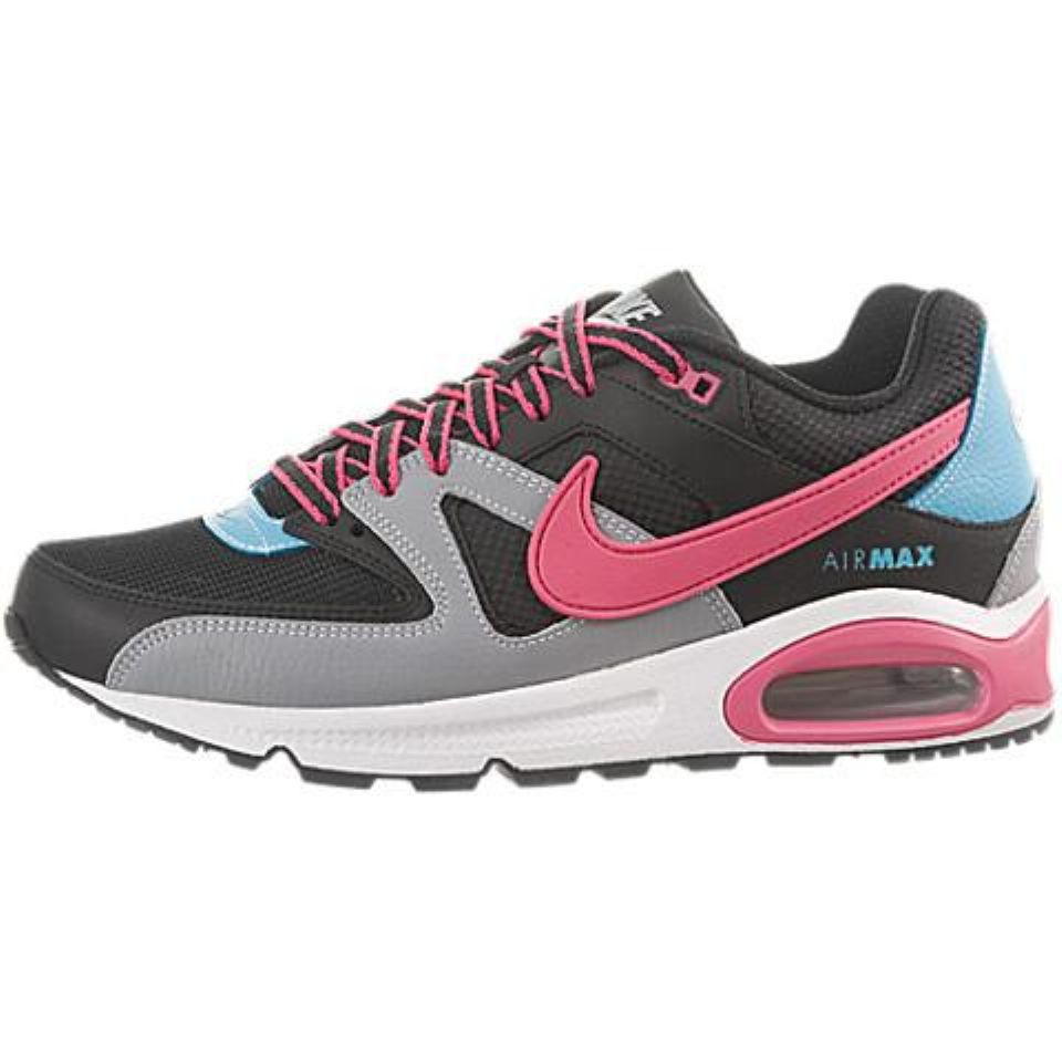 Nike Women's Air Max Command - Black / Spark-Stealth-Chlrn Blue [625514] - $72.00 : Women shoes!, Big Sale Free Shipping