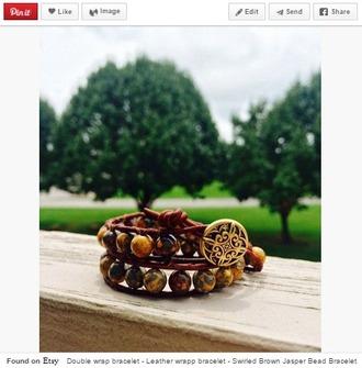 jewels wrap wrap bracelet leather wrap bracelet