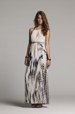 Chrysler maxi dress by bec and bridge