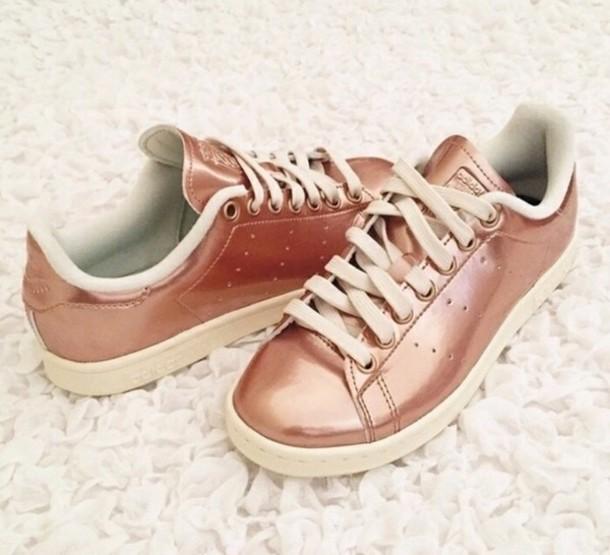 9baea7a2427 shoes metallic metallic shoes girls sneakers low top sneakers urban cool  hipster swag shoe white sneakers