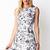 Garden Chic A-Line Dress | LOVE21 - 2040495227