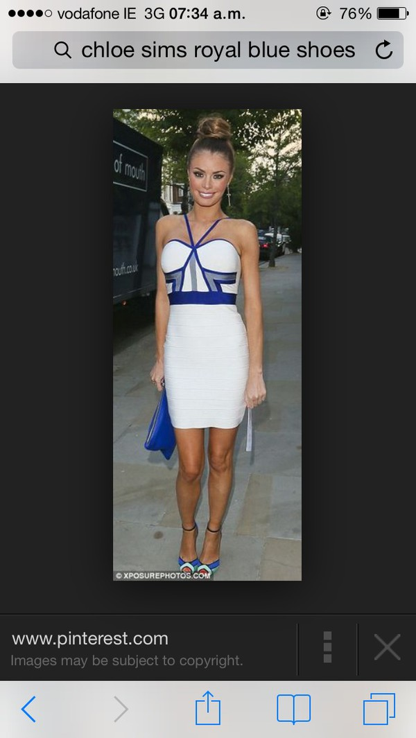 shoes chloe sims dress