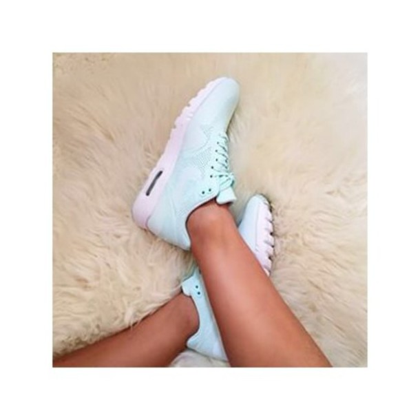 shoes pastel pastel shoes pastel pink pastel blue pastel goth tennis shoes pastel sneakers mint nike