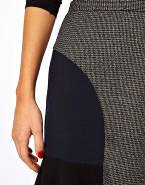 Closet | Closet Peplum Skirt at ASOS