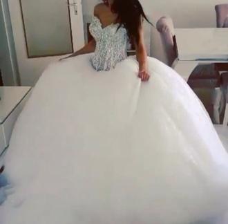 wedding dress wedding clothes