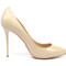 4 inch heels - nude stiletto pumps