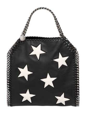 mini bag shoulder bag stars black