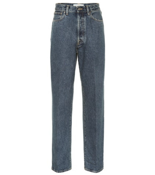 Golden Goose Deluxe Brand High-rise jeans in black
