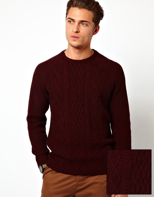 sweater boy red knitted sweater knitted sweater wine red cute winter outfits boyfriend sweater menswear menswear