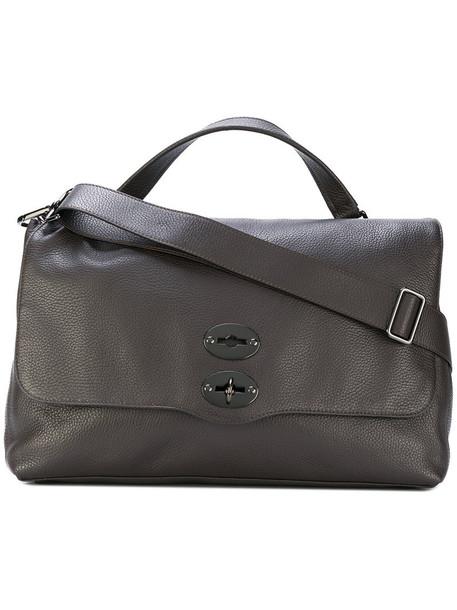 Zanellato - Postina L tote - women - Calf Leather - One Size, Brown, Calf Leather