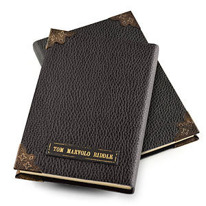 ThinkGeek :: Harry Potter Tom Riddle Blank Diary on Wanelo