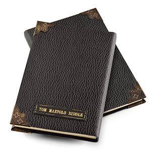 ThinkGeek :: Harry Potter Tom Riddle Blank Diary on Wanelo