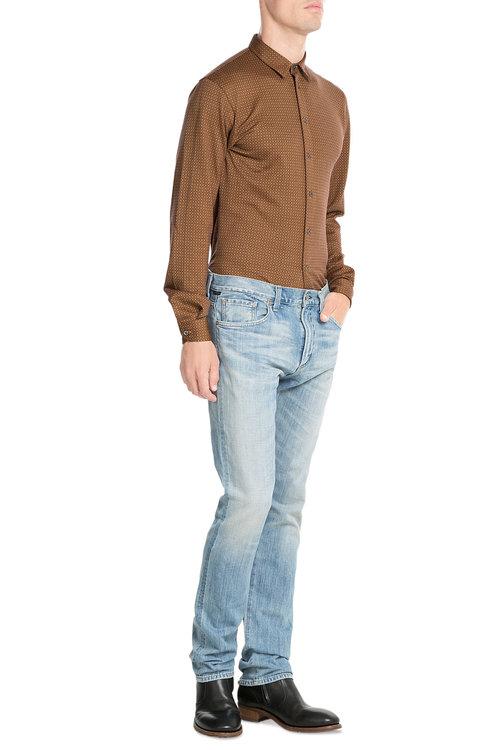 Printed Cotton Shirt - Etro | MEN | US STYLEBOP.COM