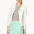 Matelassé Origami Skirt | FOREVER21 - 2000125639