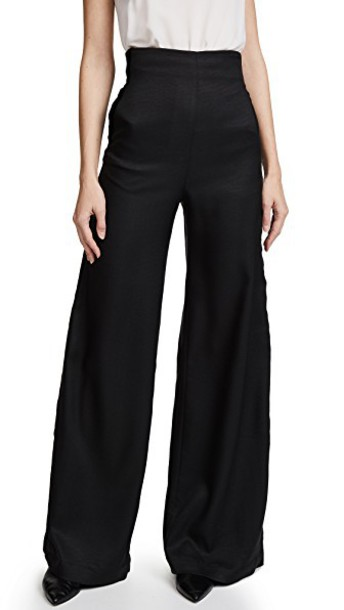 Vatanika pants high waisted high black