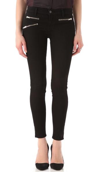 Brand Zoey Triple Zip Skinny Jeans   SHOPBOP