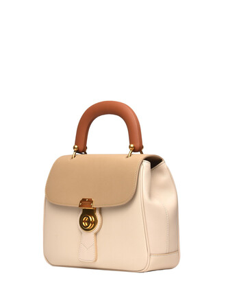handbag beige bag