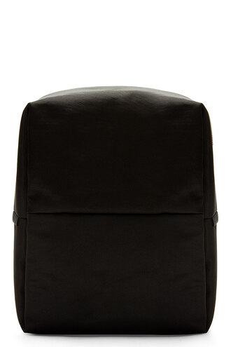 new flat black accessories bag menswear rhine backpack