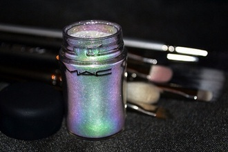 make-up glitter mac cosmetics