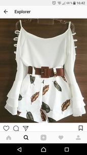 shorts,white blouse,beautiful outfit,outfit,urgent answer,skirt,lovely outfit,thanks